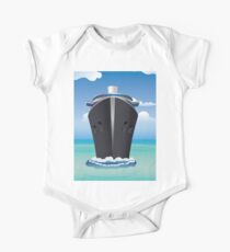 Cruise Liner in the Sea 2 Kids Clothes