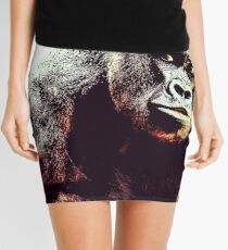 GORILLA Mini Skirt