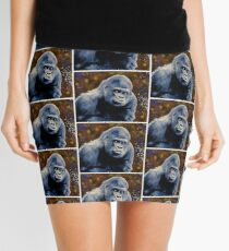 GORILLA-2A Mini Skirt