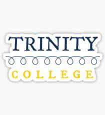 Trinity College Hartford Sticker