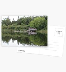 Old Boat House Postcards