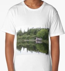 Old Boat House Long T-Shirt