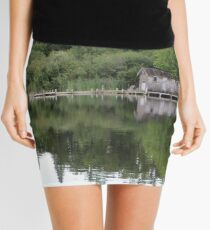 Old Boat House Mini Skirt
