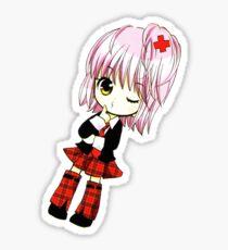 Hinamori Amu Sticker
