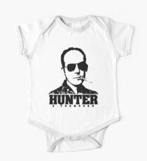 Mr Hunter S. Thompson Short Sleeve Baby One-Piece
