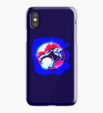 thundercats blue1 iPhone Case/Skin