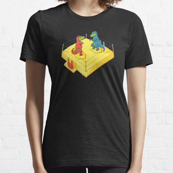 Rock Em Sock Em T-Rex Essential T-Shirt