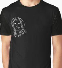 Thirteenth Doctor - Jodie Whittaker (White) Graphic T-Shirt