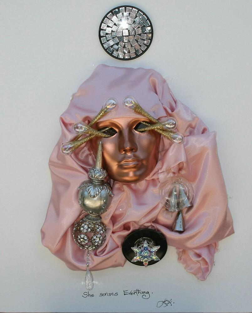 She Senses Everything by Linda Losik