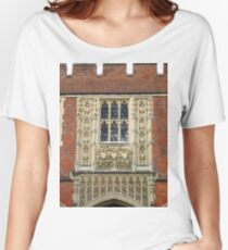 Ornate Eton College Women's Relaxed Fit T-Shirt