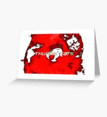 thundercats 4 Greeting Card