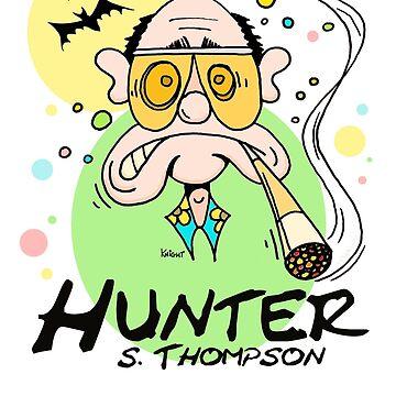 Hunter by JarrodKnight