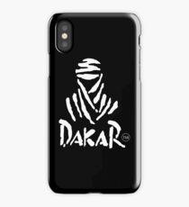 Rally Paris Dakar Merchandise iPhone Case/Skin