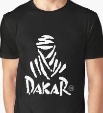 Rally Paris Dakar Merchandise Graphic T-Shirt