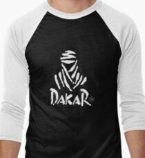 Rally Paris Dakar Merchandise Men's Baseball ¾ T-Shirt