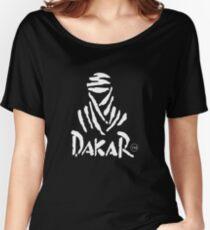 Rally Paris Dakar Merchandise Women's Relaxed Fit T-Shirt