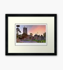 Chipping Campden, Gloucestershire Framed Print