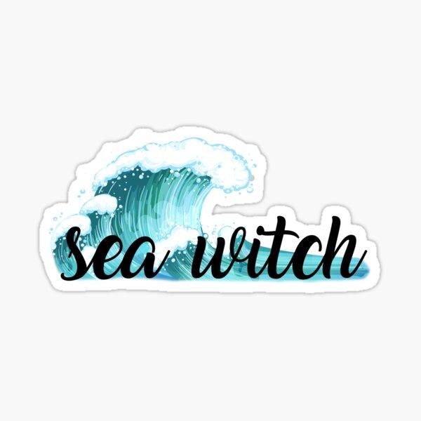 Sea Witch! Sticker