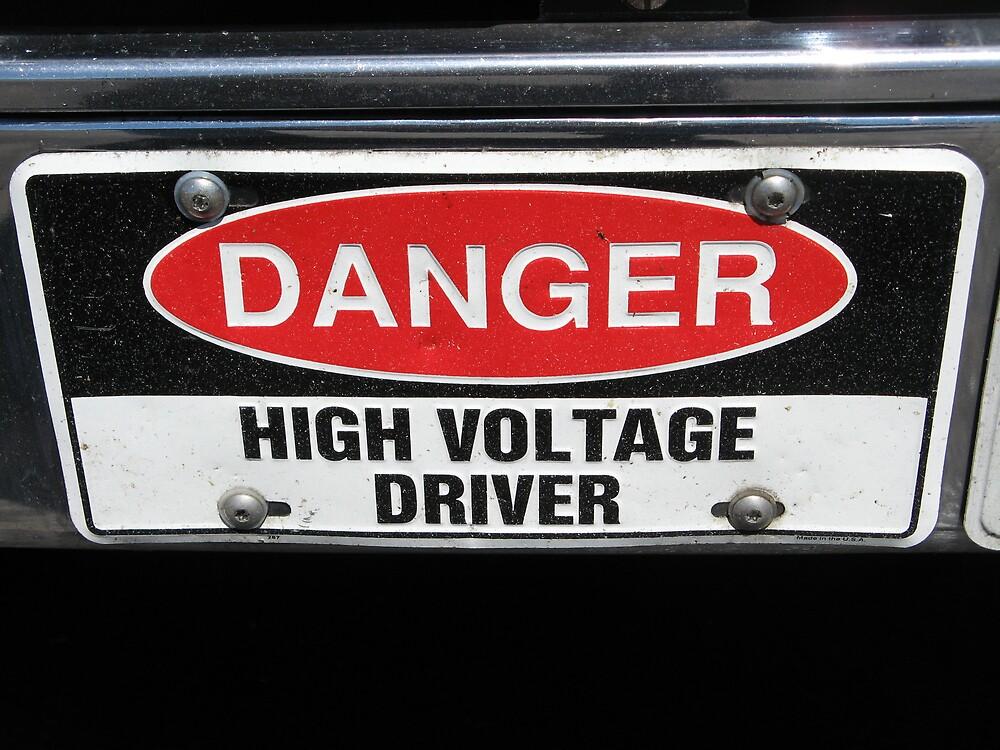 High Voltage !!! by Warrior
