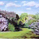 Fragrance of Spring by Carolyn Bishop