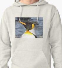 King penguin (Aptenodytes patagonicus) Pullover Hoodie