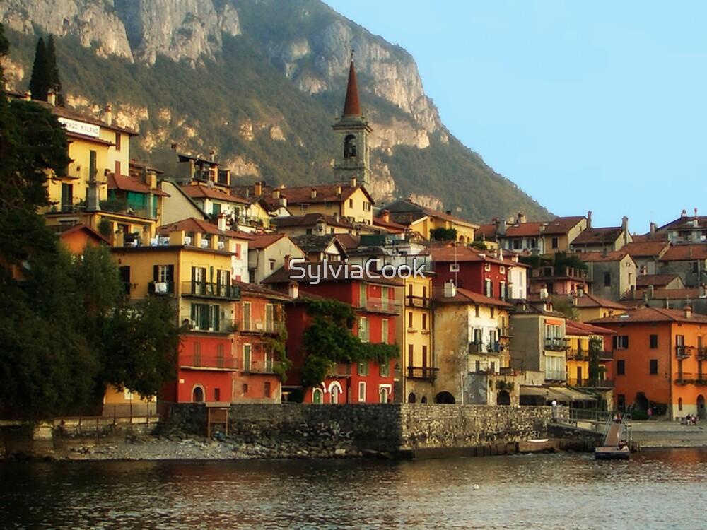 Varenna Italy by SylviaCook
