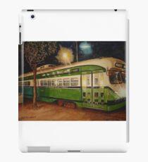 SF Trolley iPad Case/Skin