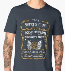 SKI INSTRUCTOR Men's Premium T-Shirt
