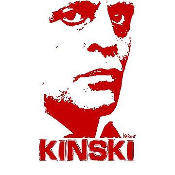 KINSKI - Red by JarrodKnight