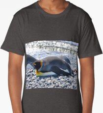 King penguin (Aptenodytes patagonicus) Long T-Shirt