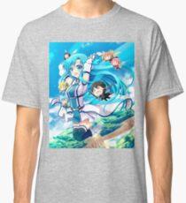 Asuna Blue Team Classic T-Shirt