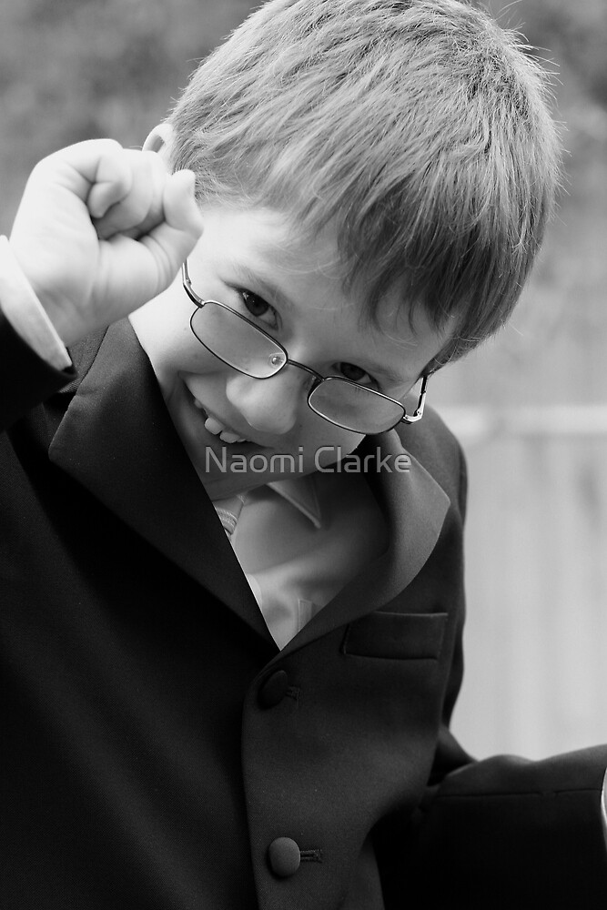 Mischievous Master by Naomi Clarke