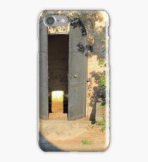 A Door To Where Presidents And A First Lady Rested In Peace At Congressional Cemetery – 2 iPhone Case/Skin