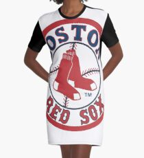 red sox Graphic T-Shirt Dress