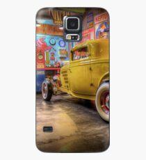 Hot Rod Garage 3 Case/Skin for Samsung Galaxy