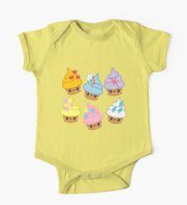 my little pony kawaii cupcakes mane six Kids Clothes