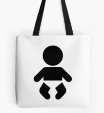 Baby Picto Tote Bag