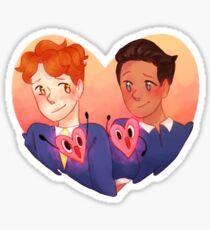 In a heartbeat Sticker