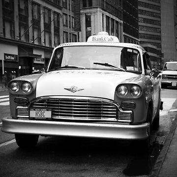 Taxi by Tokuri