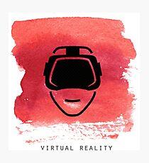 Virtual Reality Photographic Print