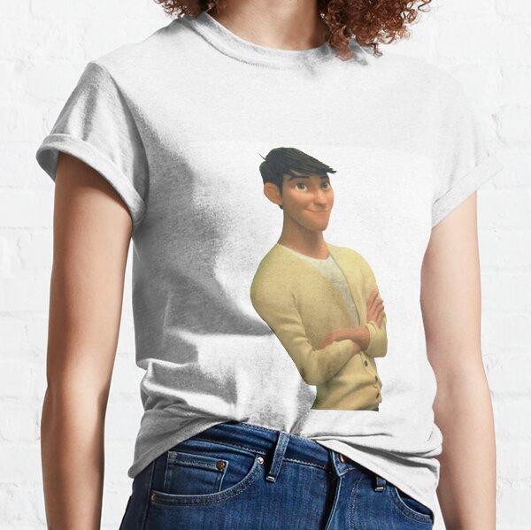 transparent tadashi hamada Classic T-Shirt