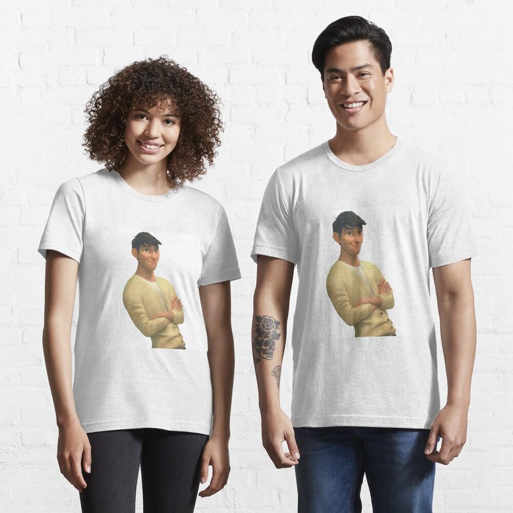 transparent tadashi hamada Essential T-Shirt
