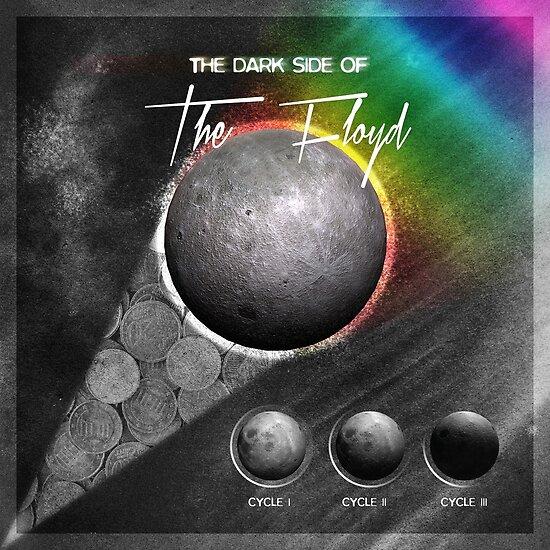 [SPACE ROCK LEGENDS!]  The Dark Side of the Floyd by crash-artworks
