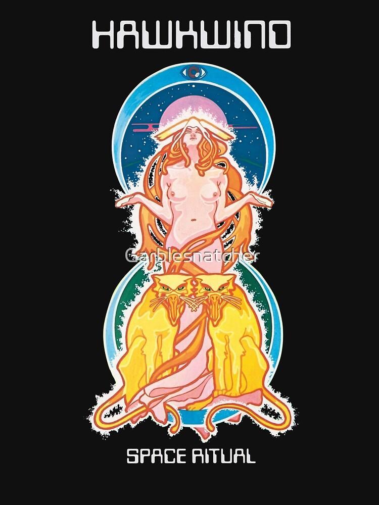 Hawkwind - Space Ritual de Garblesnatcher