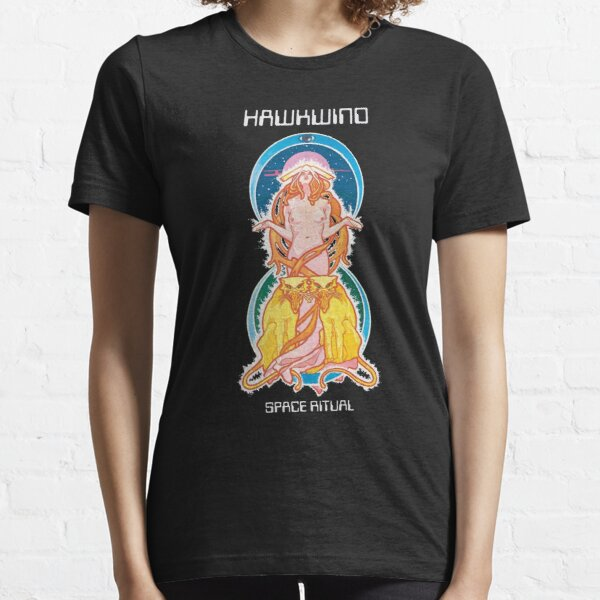 Hawkwind - Space Ritual Essential T-Shirt