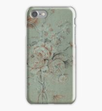 Att. Alexis Nicolas Perignon the Elder () A bouquet of roses and other flowers iPhone Case/Skin