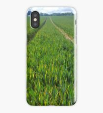 Furrows iPhone Case/Skin