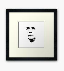 Merkel Framed Print