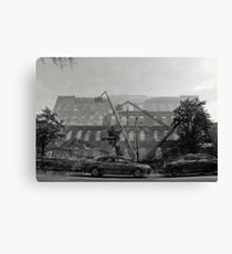 Armory of the Third Regiment of Pennsylvania Infantry Canvas Print