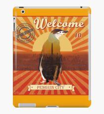 Penguin City  iPad Case/Skin